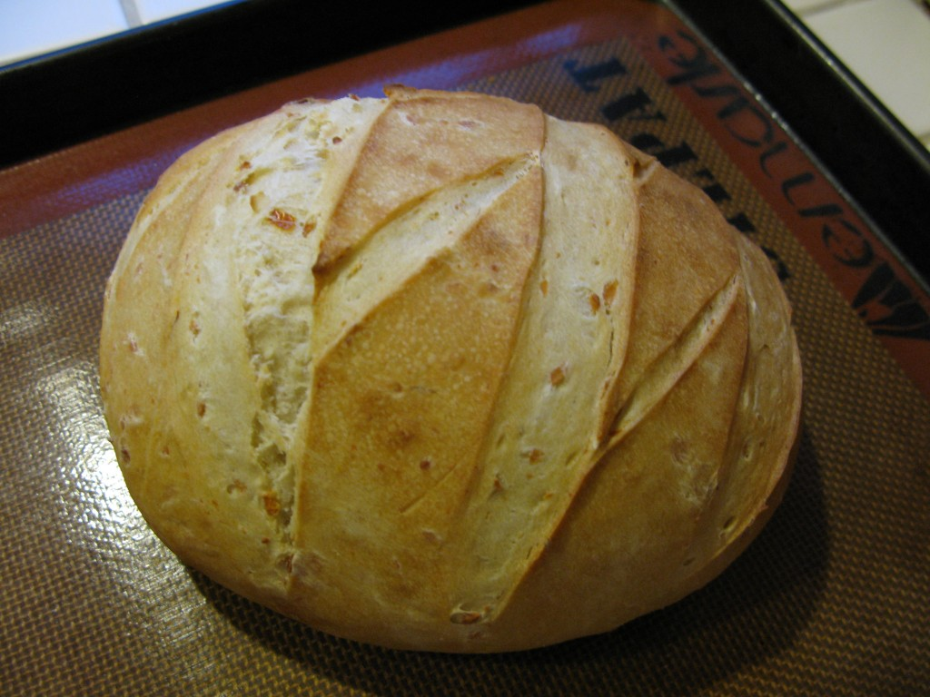 Spicy Sourdough Bread