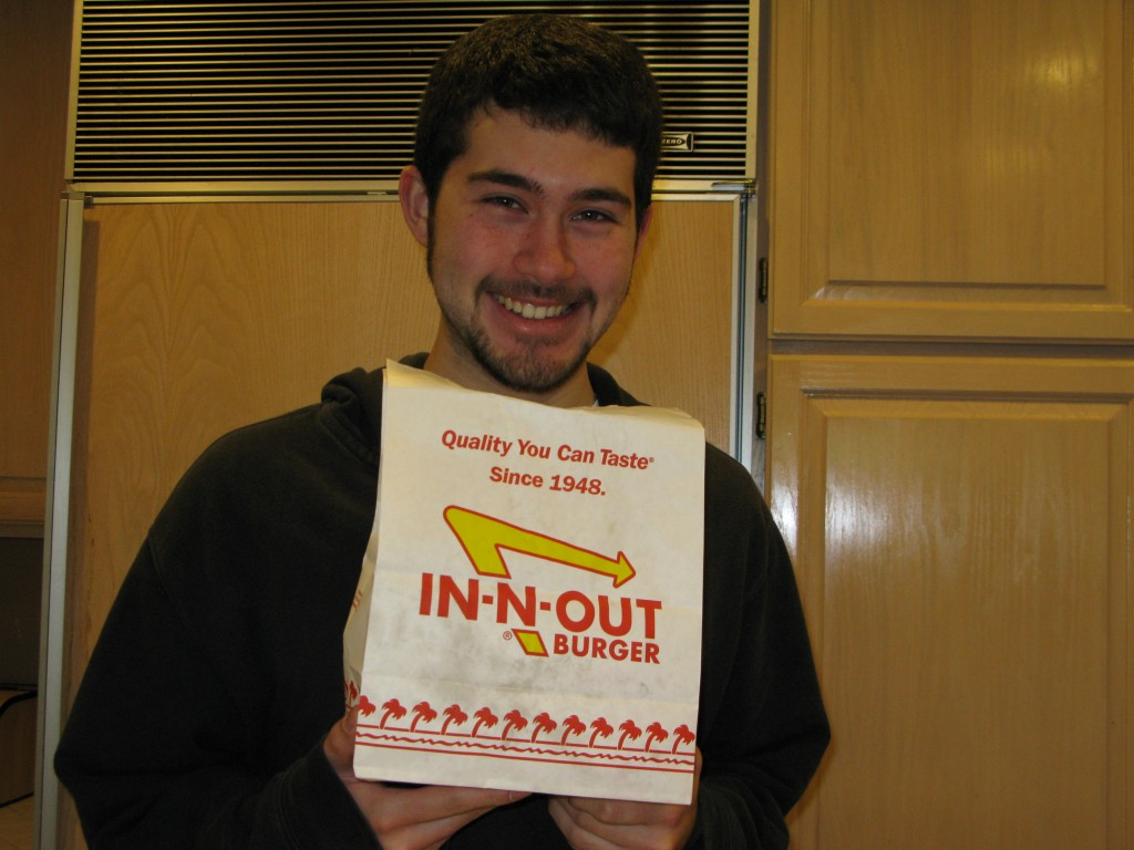 happy in n out fan